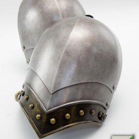 Epic Armoury LARP mittelalterliche Schulterplatten Ritter