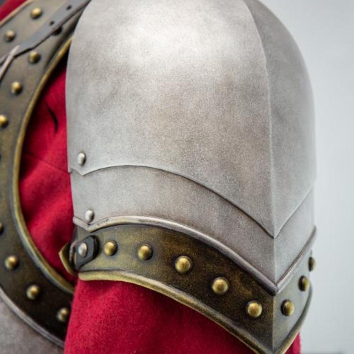 Epic Armoury LARP middeleeuwse ridder pauldrons
