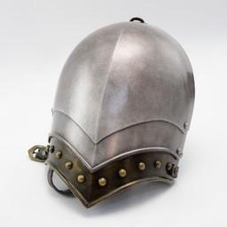 LARP hombrera caballero medieval