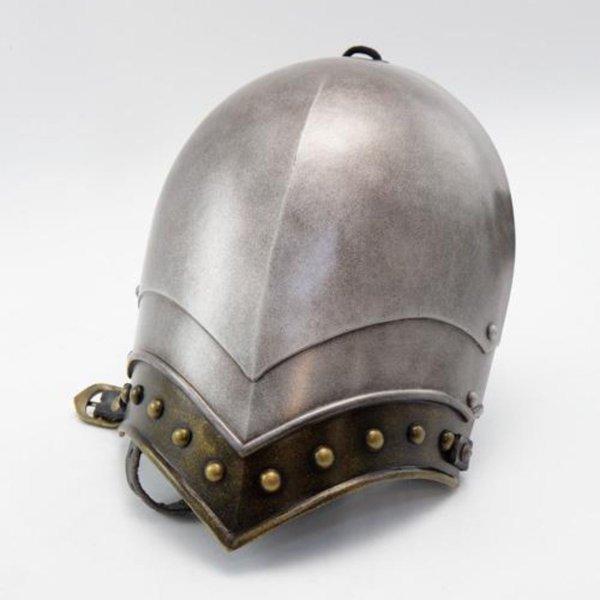 Epic Armoury Larp middelalderlige ridder pauldrons