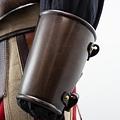Epic Armoury LARP brazales romana griega