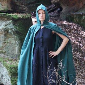 Leonardo Carbone Cotton cloak, green