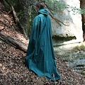 Leonardo Carbone Płaszcz bawełniany, zielony