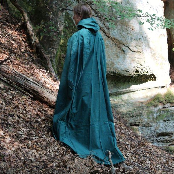 Leonardo Carbone Bomuldskappe, grøn