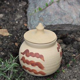 Pingsdorf tazza conica 10 al 12 ° secolo