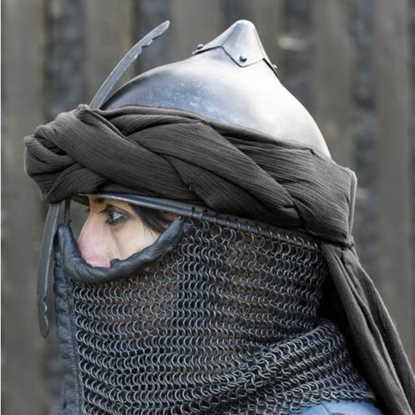 Epic Armoury Persiska turban, svart