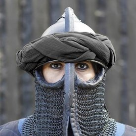 Epic Armoury turban persan, noir