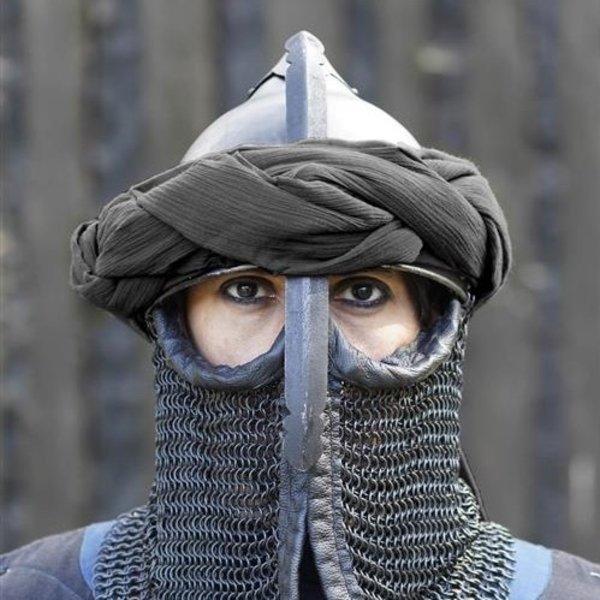 Epic Armoury turban persiano, il nero