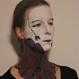 Epic Effect LARP Make-up - biały, na bazie wody