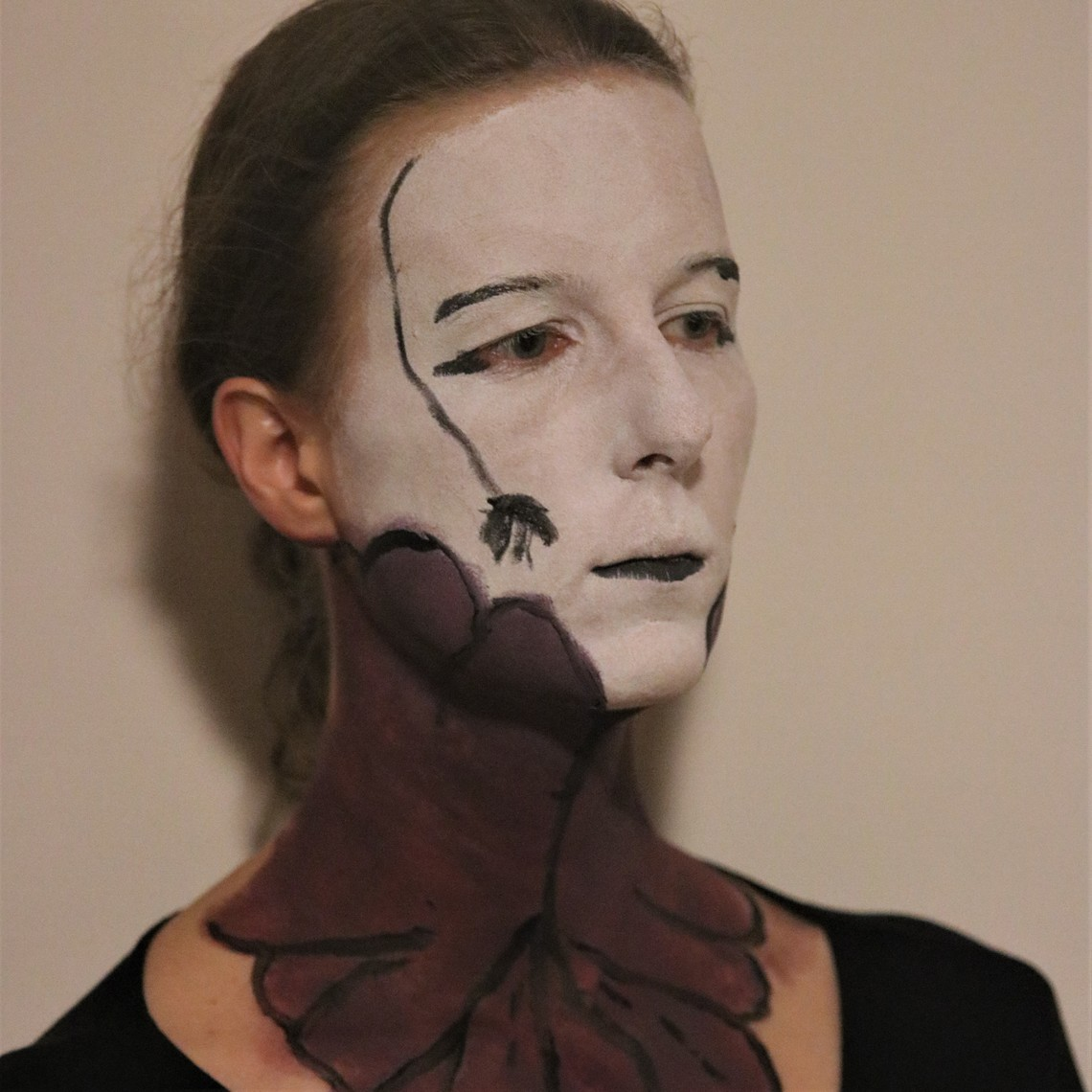 Epic Armoury Epic Effect make-up bordeaux rood