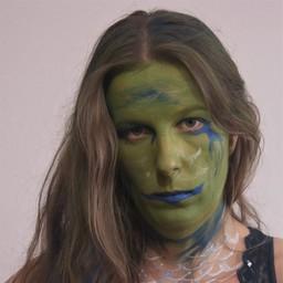 Epic Effect make-up gras groen