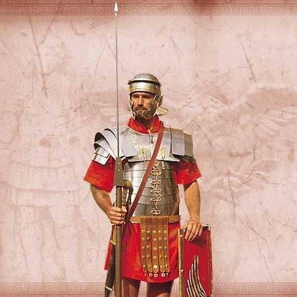 Windlass Steelcrafts Romeinse pilum kop