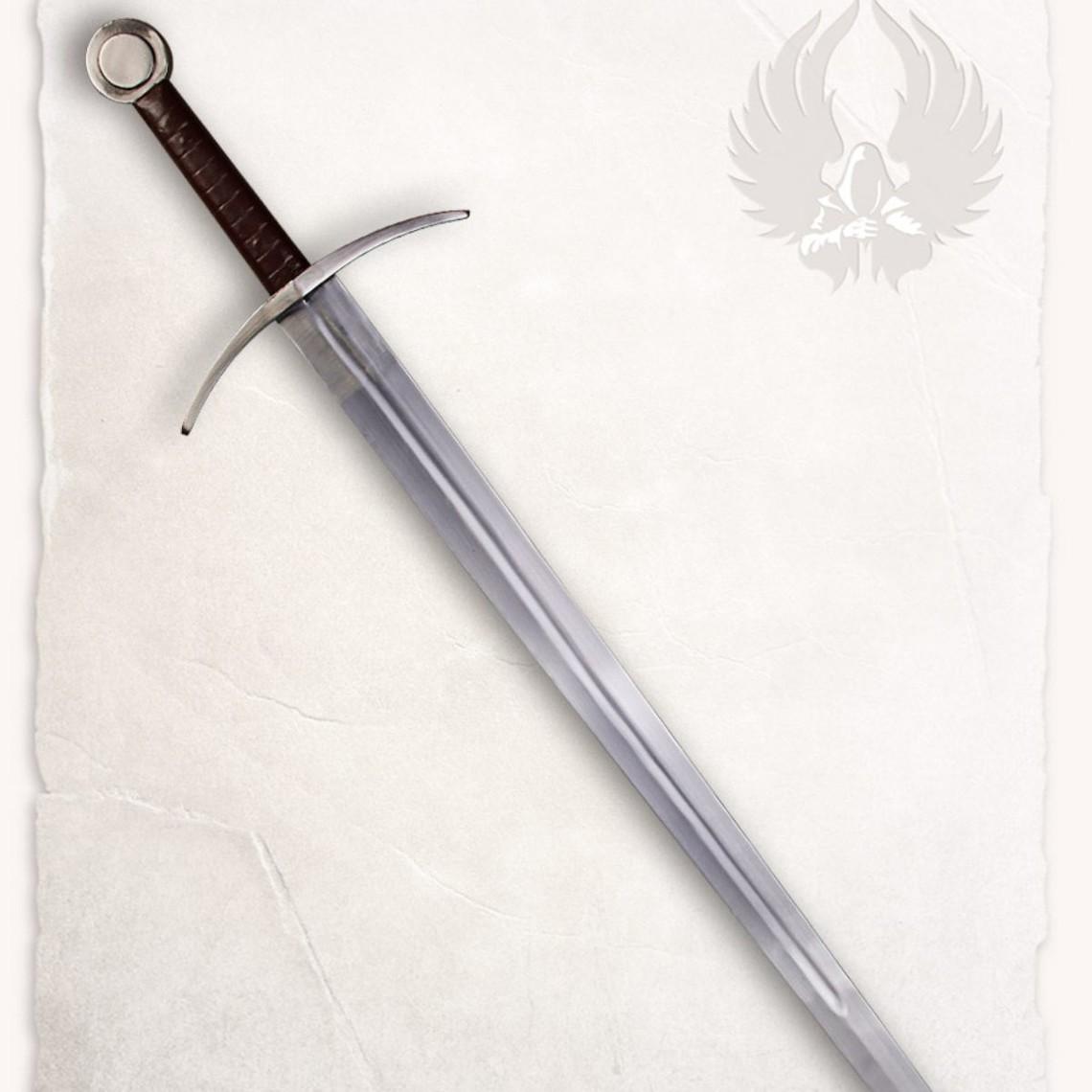 Mytholon Arnold espada lista para la batalla