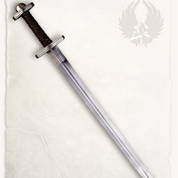 Mytholon Viking svärd Godegisel, strids klar
