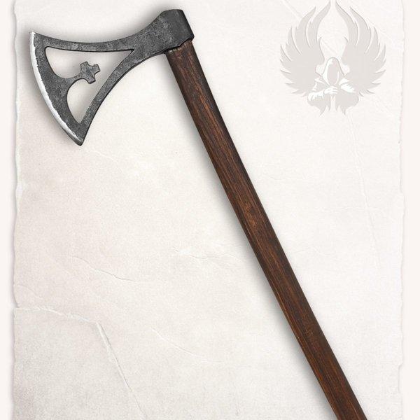 Mytholon Viking bijl Gotthard, battle-ready