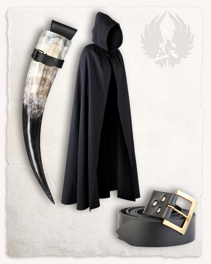 Kit voor middeleeuwse festivals
