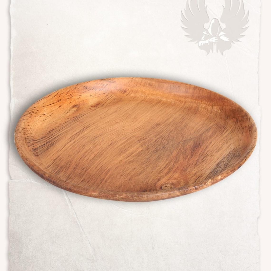 Mytholon Medieval wooden plate