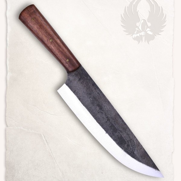 Mytholon cucina medievale coltello Anselm