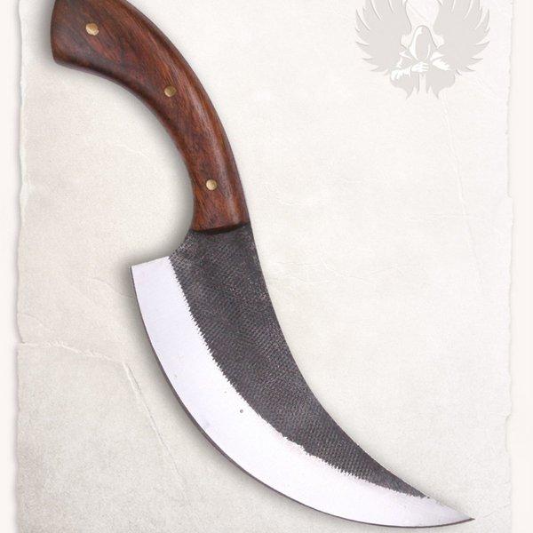 Mytholon Anselm couteau herbe médiévale