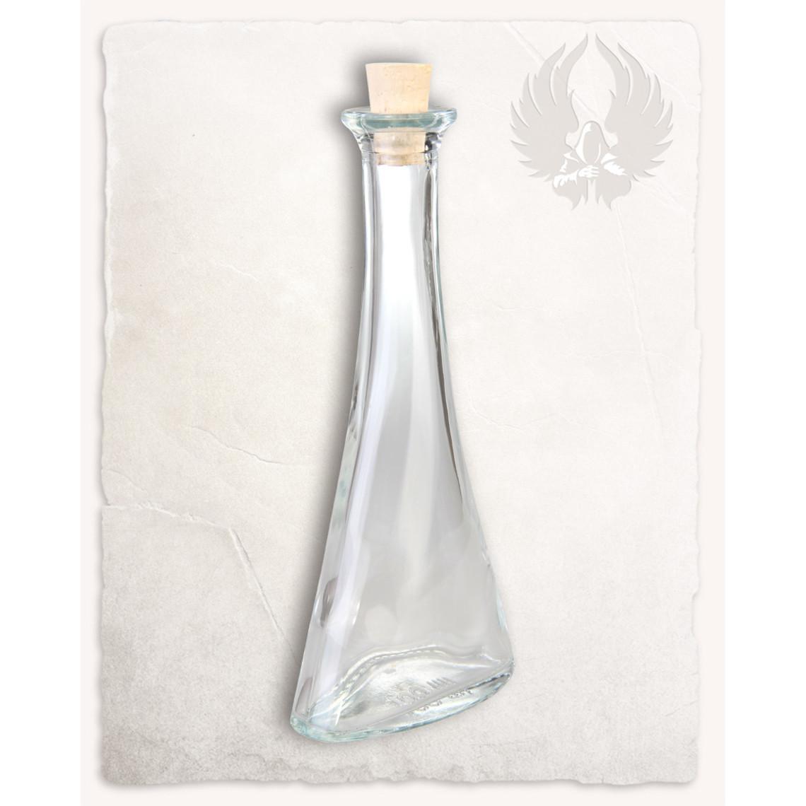 Mytholon Glazen fles 100 ml met kurk