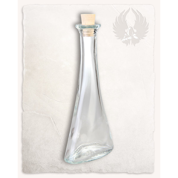 Mytholon Glasflaska 100 ml med kork