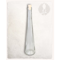 de botellas de vidrio de 500 ml con el corcho
