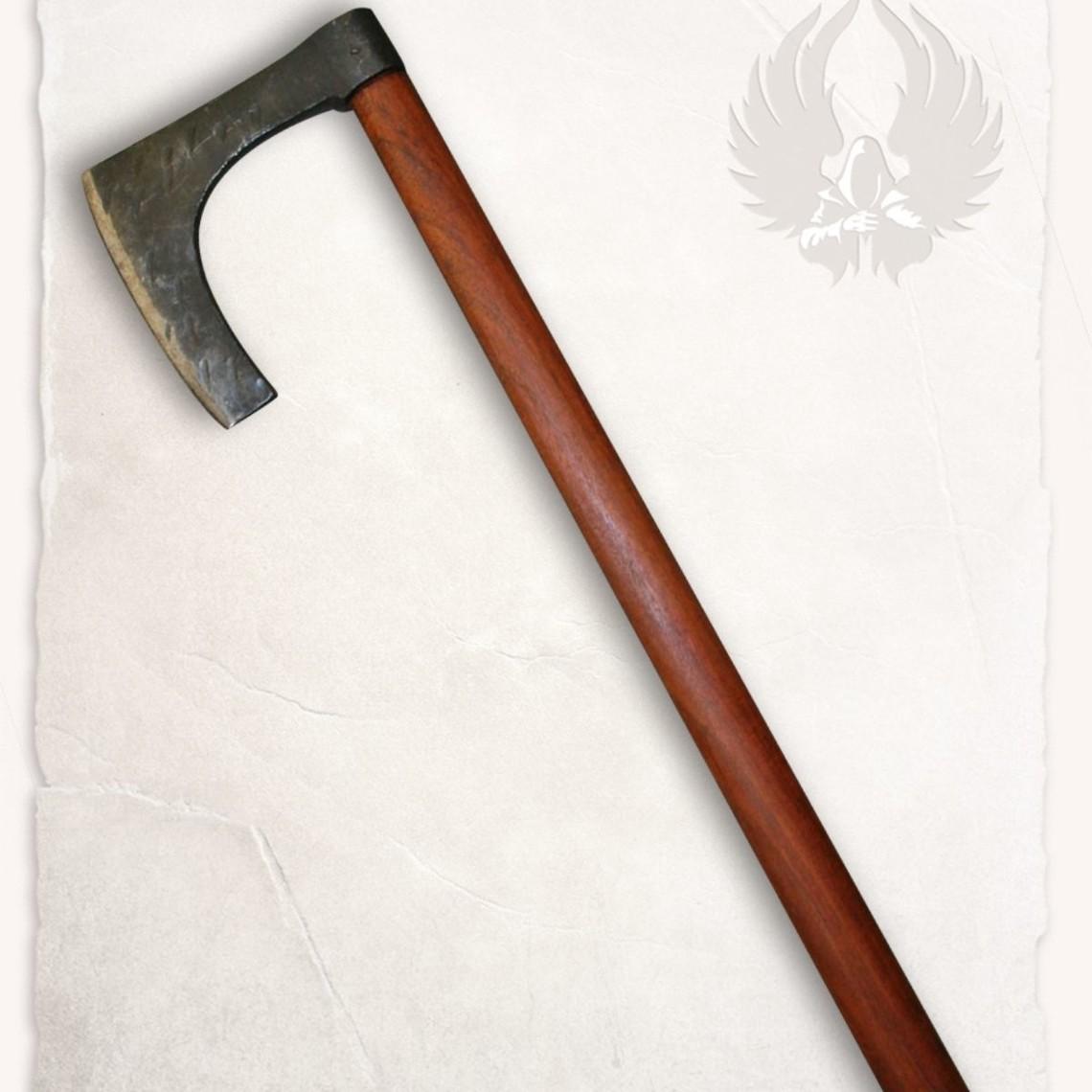 Mytholon Hache Viking Hamall, battle ready