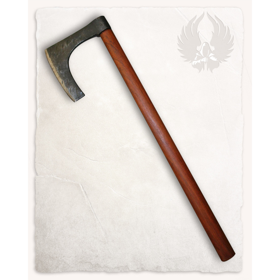 Mytholon Viking axe Hamall, battle ready