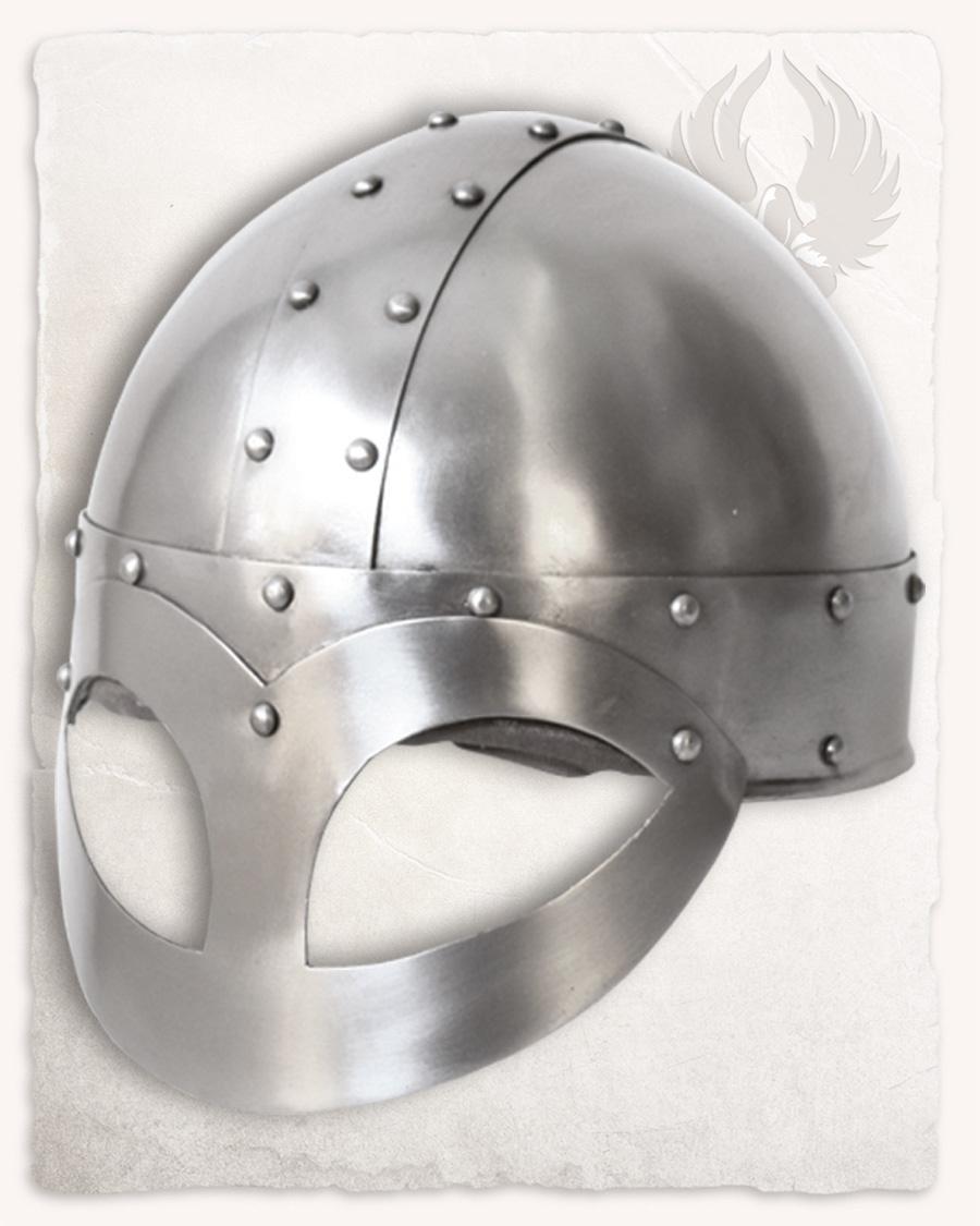 Gjermundbu Viking helmet Fredrik