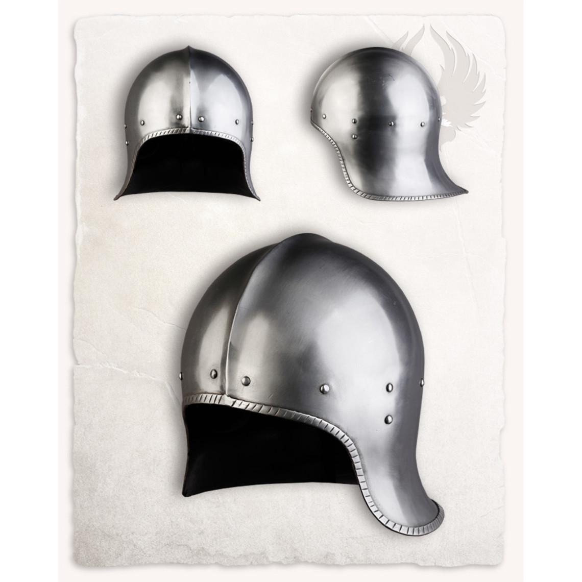 Mytholon Sallet casco Franz