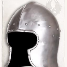 Barbuta casco Fidelio