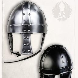 Viking kask Blacwin polerowane