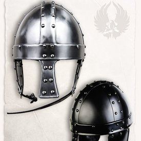 Mytholon Casco de Viking Blacwin pulido