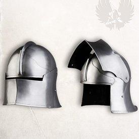 Mytholon Sallet helmet Goetz
