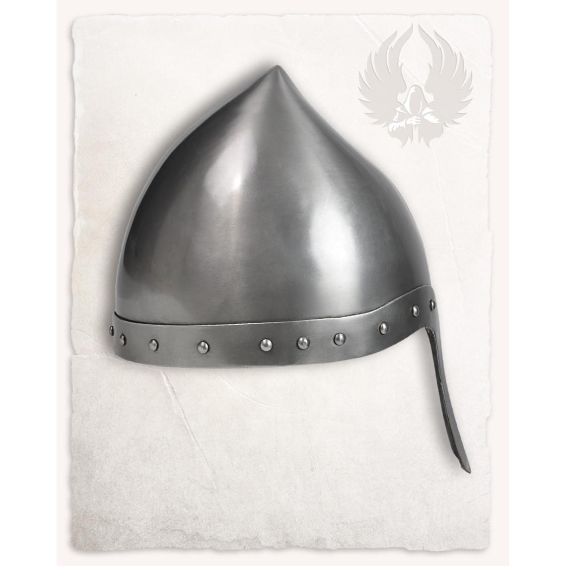 Mytholon Italiaanse neushelm Tankred 2 mm