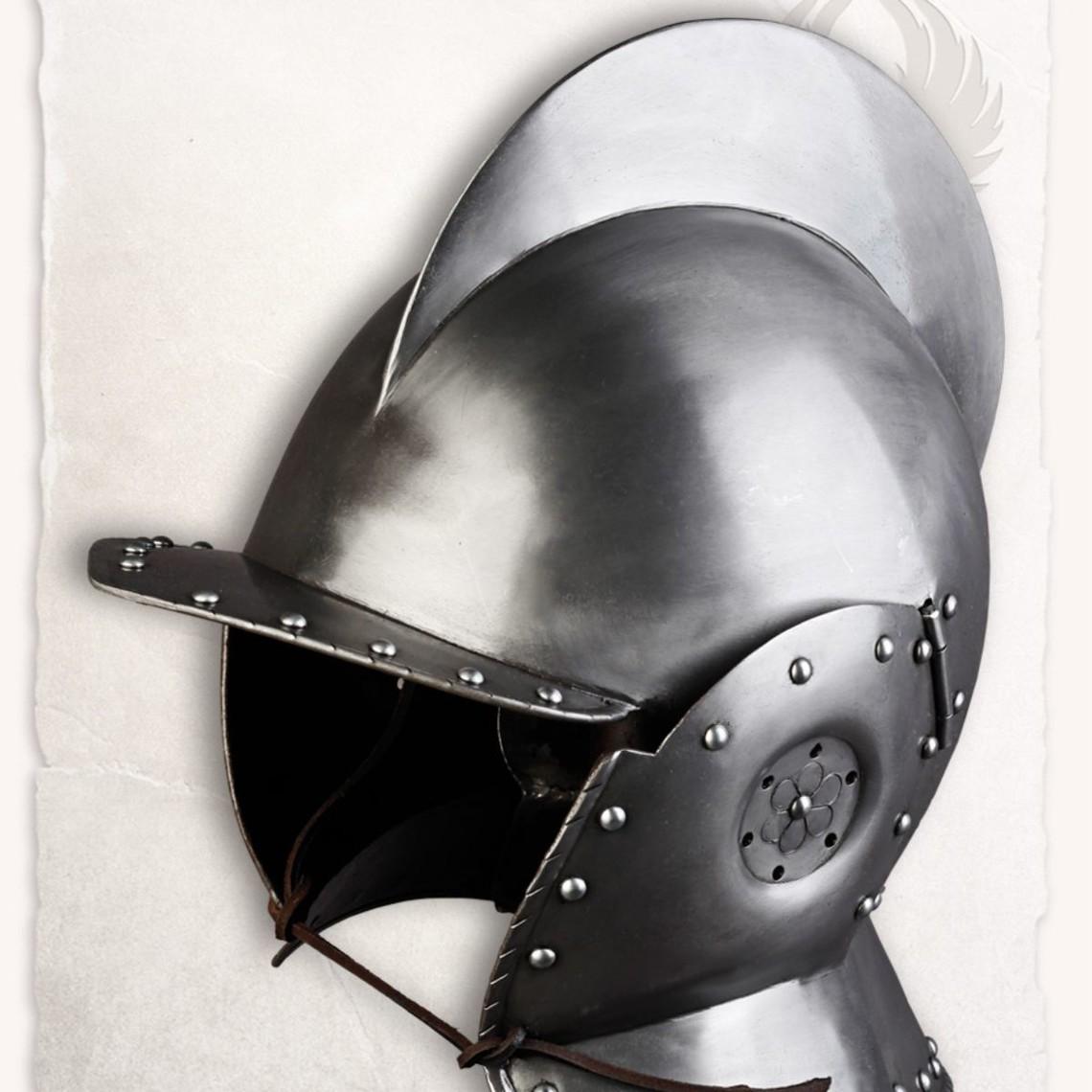 Mytholon Bourguignote casque Sigismund