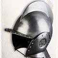 Mytholon Burgunderhjelm hjelm Sigmund