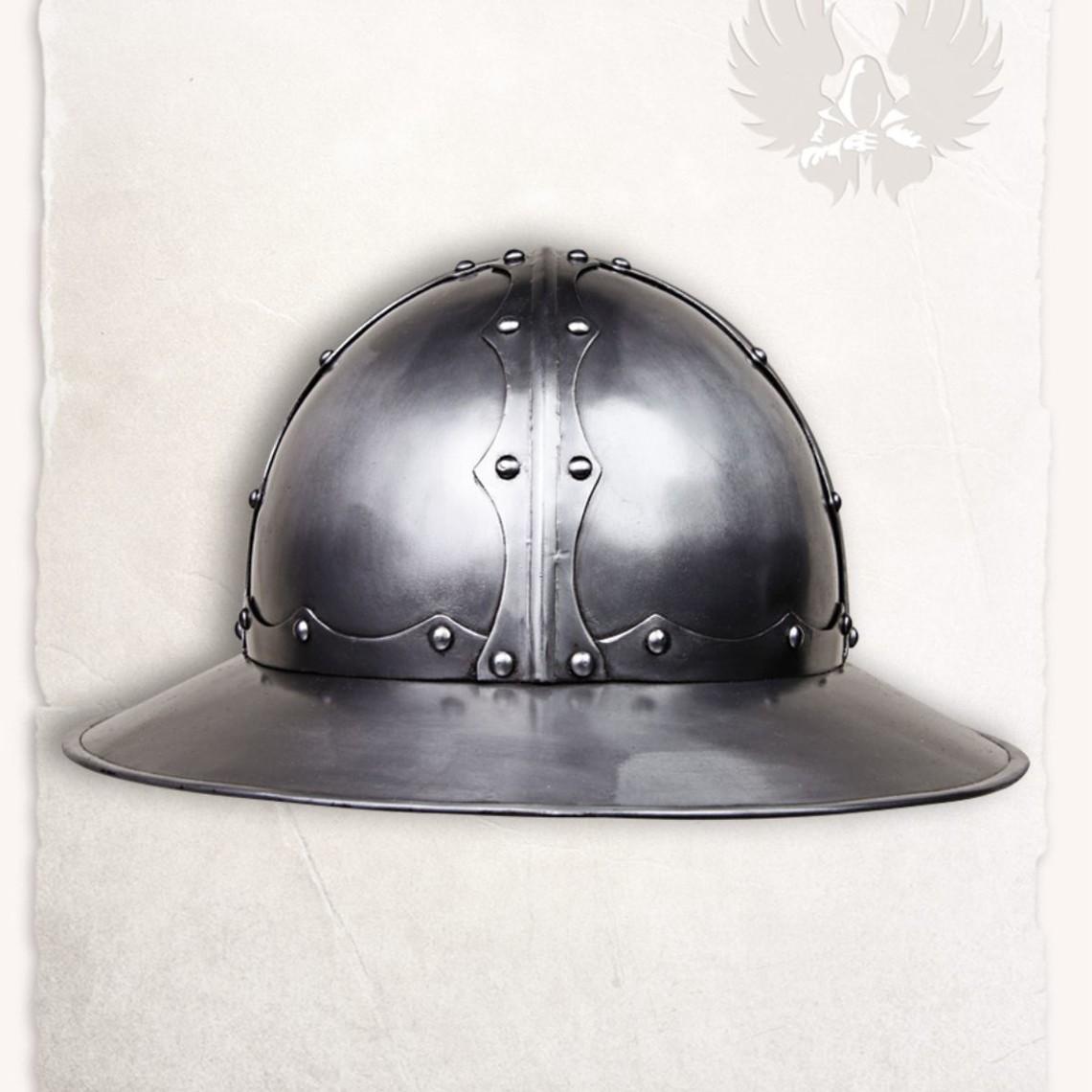 Mytholon Middeleeuwse soldatenhelm Jupp