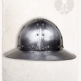 Mytholon Casque médiéval soldat Jupp