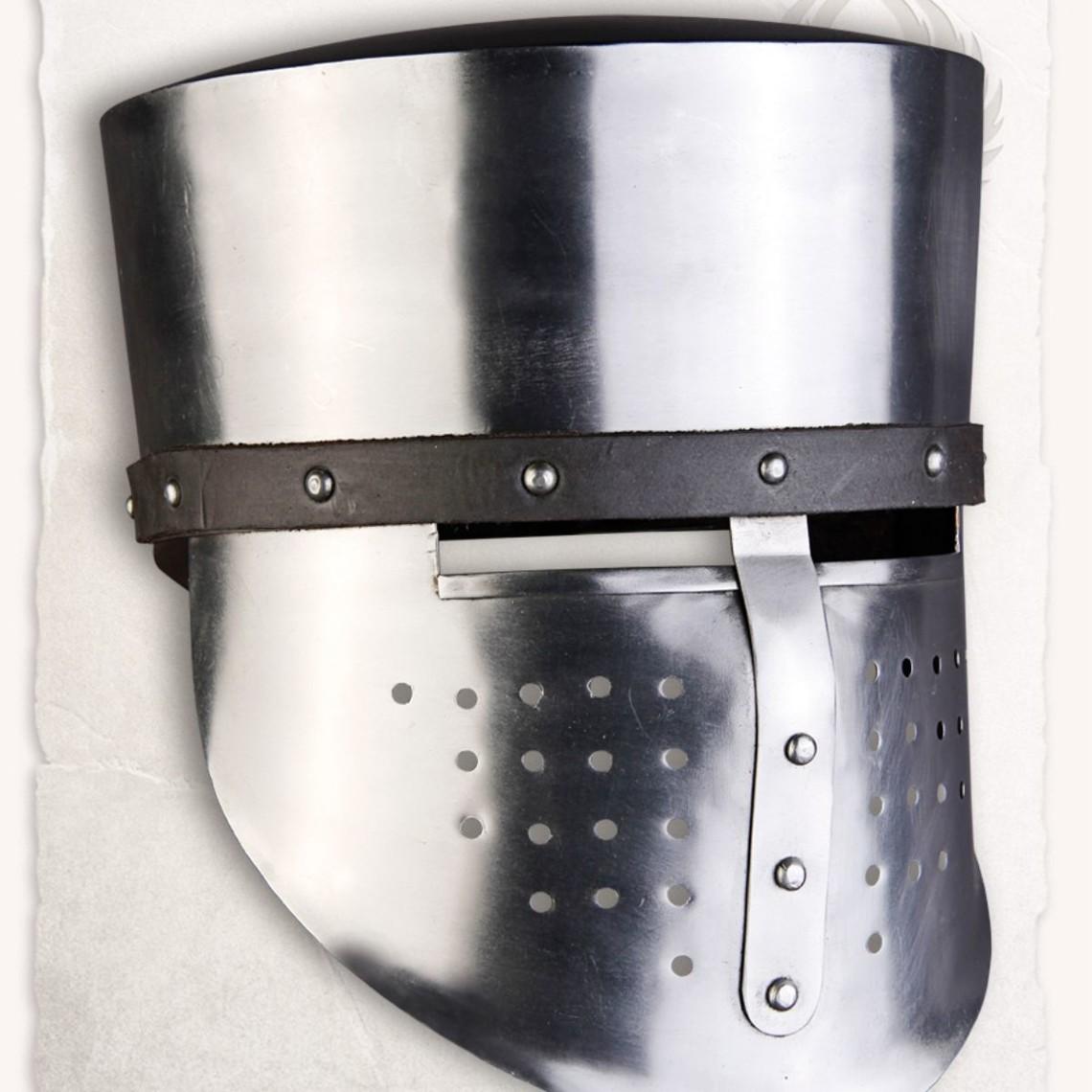 Mytholon casco de caballero medieval Laurin