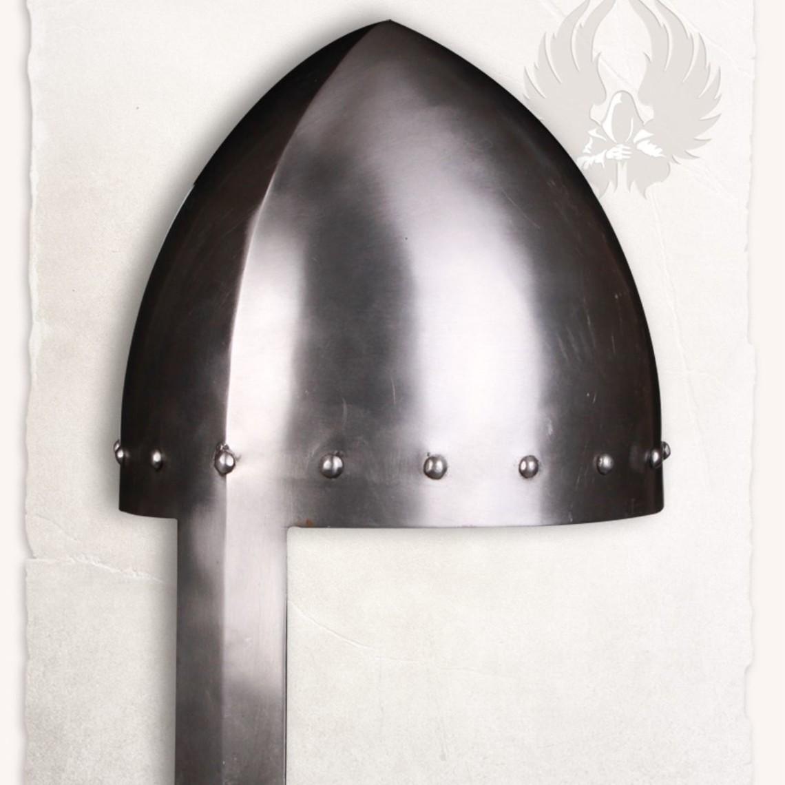Mytholon Mittelalterliche Roger Nasalhelm