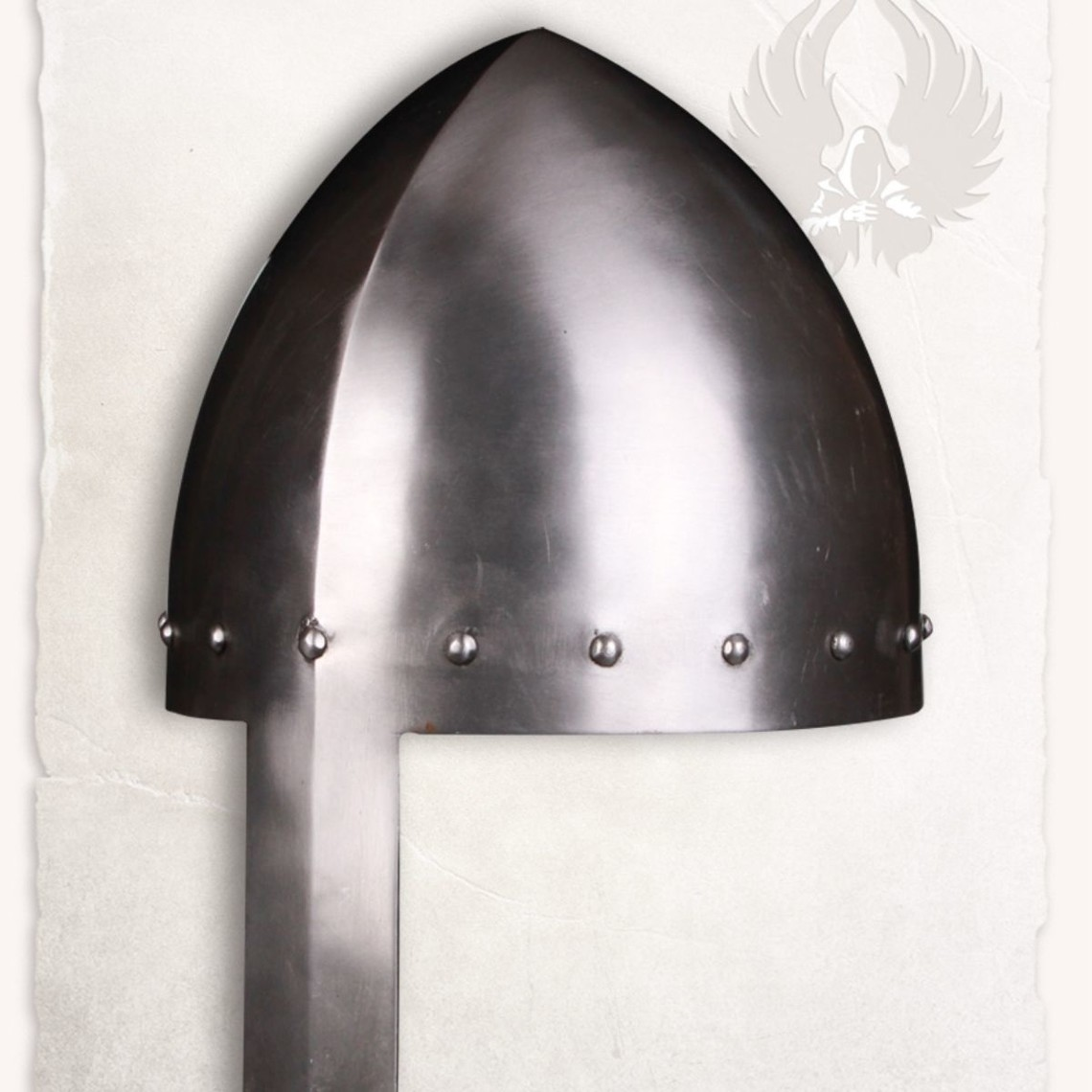 Mytholon nasal casque Roger Medieval