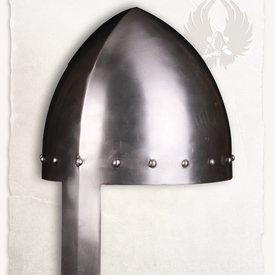 Mytholon Medievale nasale casco Roger