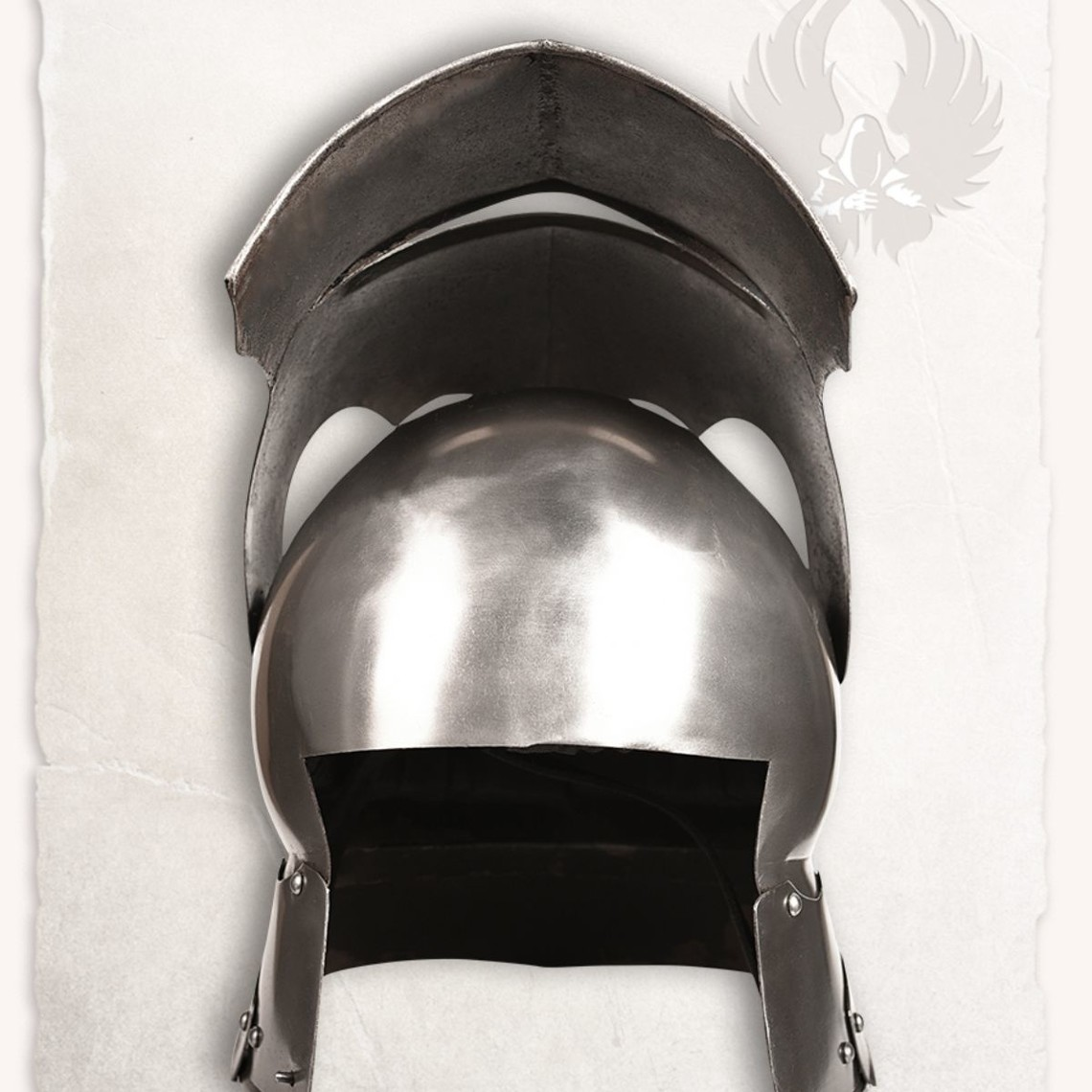 Mytholon 15 ° secolo sallet Mathes