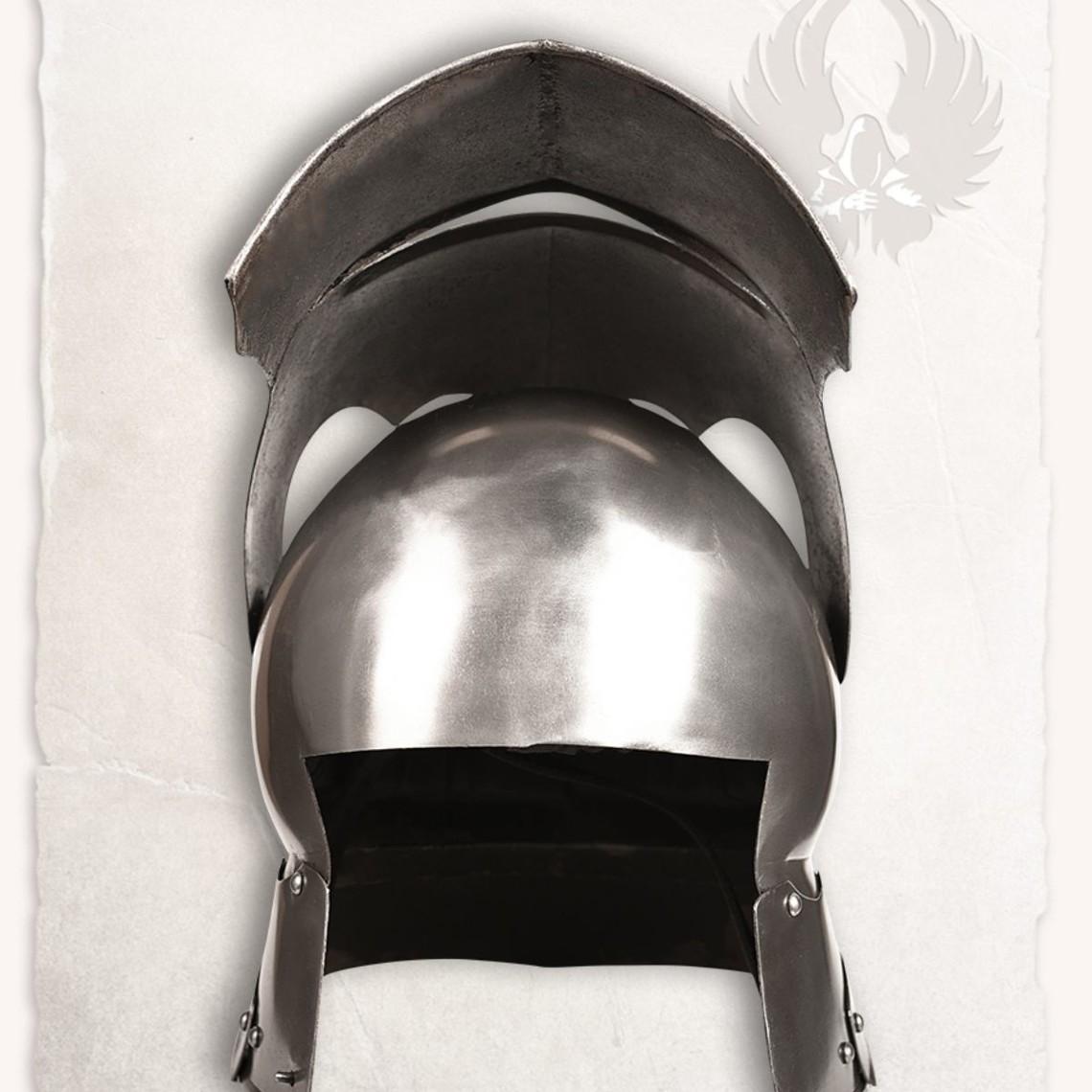 Mytholon 15a siglo celada Mathes