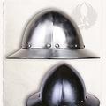Mytholon chapeau du 15ème siècle bouilloire Ralf poli