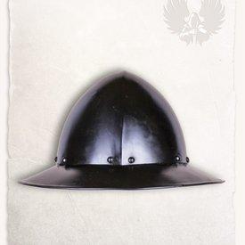Mytholon 15th century kettle hat Ralf bronzed