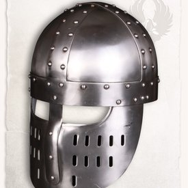 Mytholon Medieval templar helmet Peter