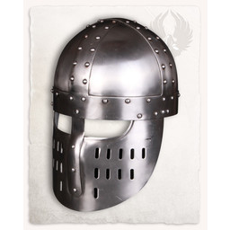Medieval Templar hjelm Peter