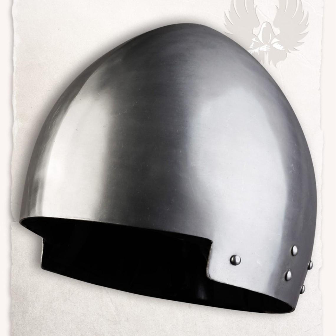 Mytholon Medieval secreta casco Rufus